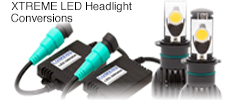 XTREME LED Headlight  Conversions