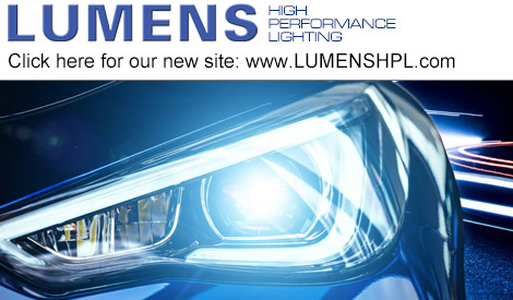 Lumens High Performance Lighting for All Your Vehicle's Lighting Needs