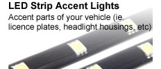 LED Strip Accent Lights